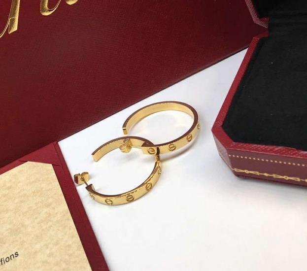 CartierイヤリングCTEH005