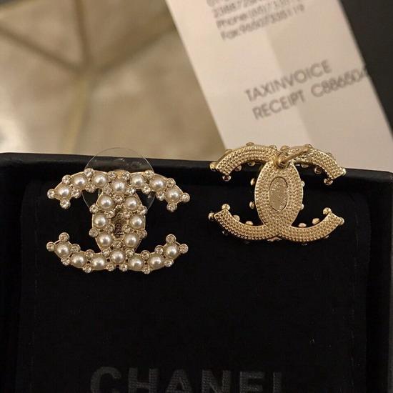 ChanelイヤリングN品CHEH171