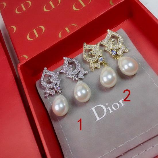 DiorイヤリングDREH096