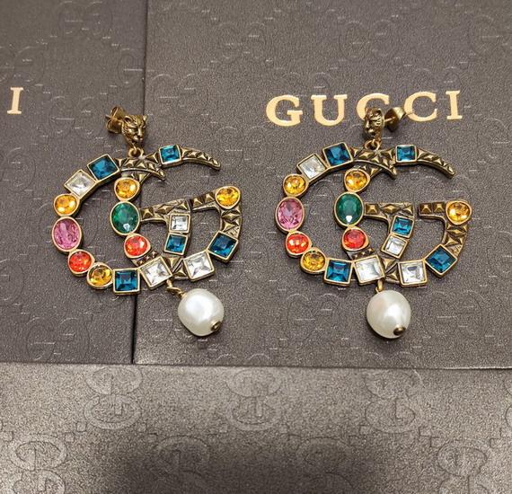 Gucci イヤリンGUEH053