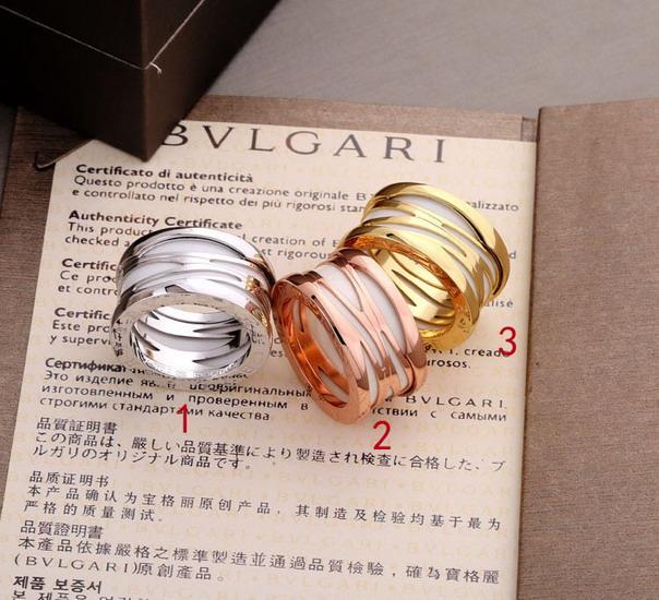 Bvlgari指輪BVJZ0025
