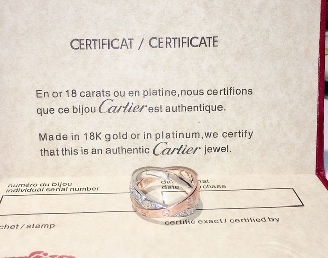 Cartier指輪CTJZ026