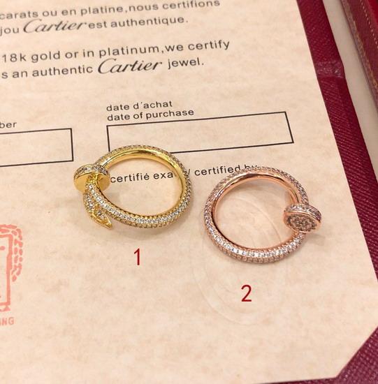 Cartier指輪CTJZ019