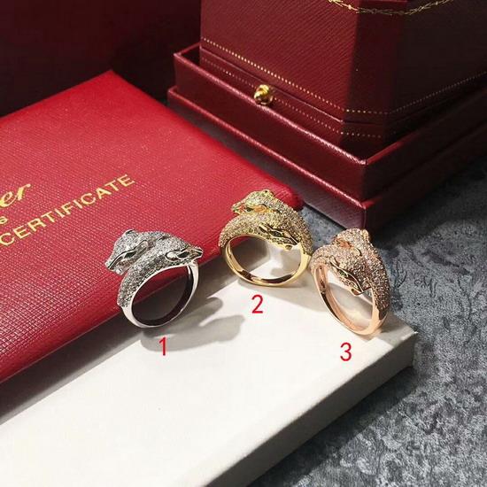 Cartier指輪CTJZ012