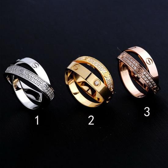 Cartier指輪CTJZ015