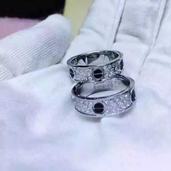 Cartier指輪CTJZ021