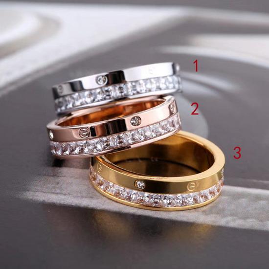 Cartier指輪CTJZ025