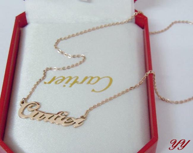 CartierネックレスCTXL012