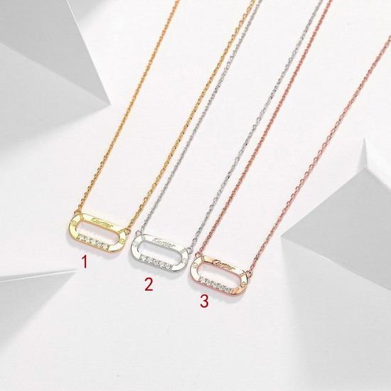 CartierネックレスCTXL029