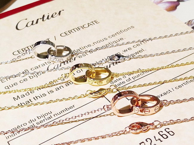 CartierネックレスCTXL025