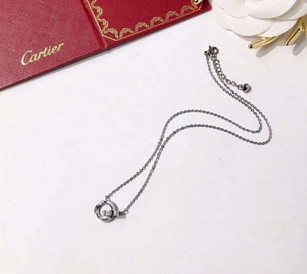 CartierネックレスCTXL013
