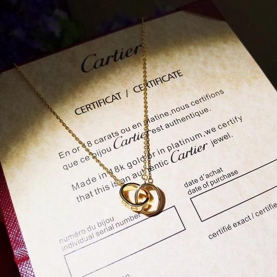 CartierネックレスCTXL026