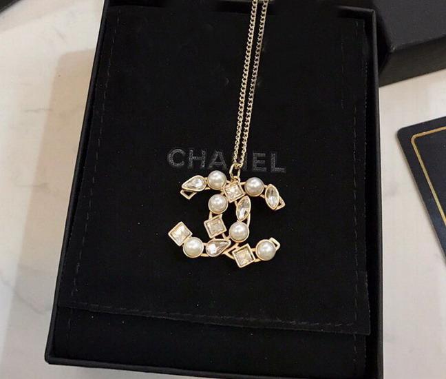 ChanelネックレスCHXL135