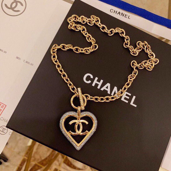 ChanelネックレスCHXL113
