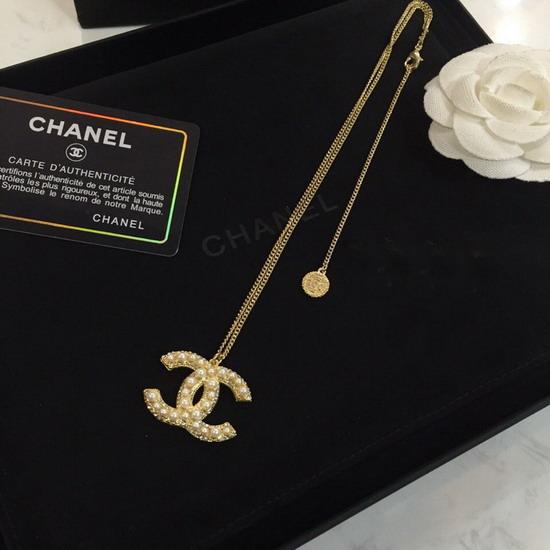 ChanelネックレスCHXL136