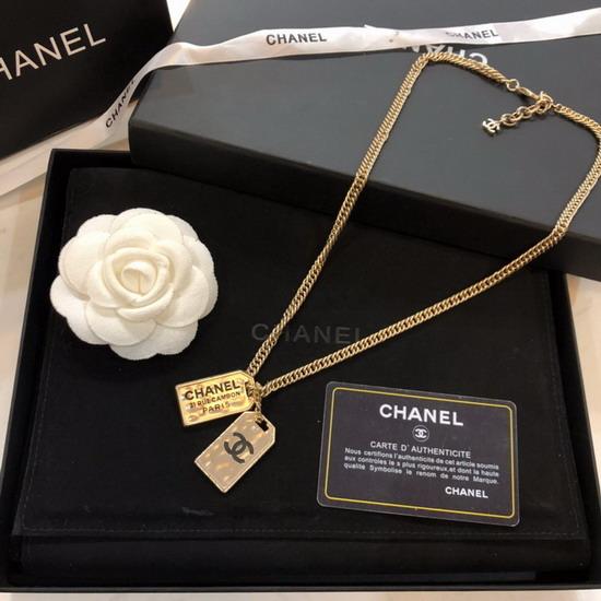 ChanelネックレスCHXL131