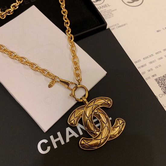 ChanelネックレスCHXL106