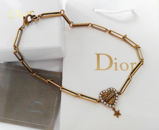 Diorネックレス DRXL034