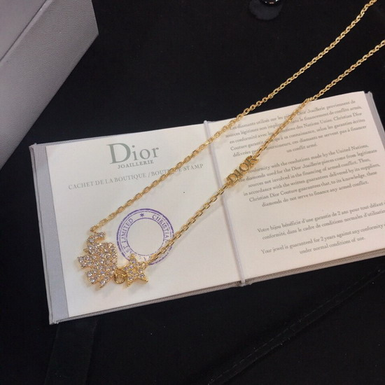 Diorネックレス DRXL049
