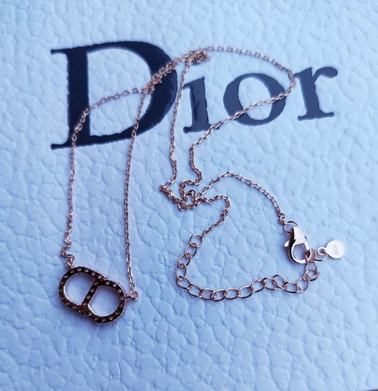Diorネックレス DRXL028