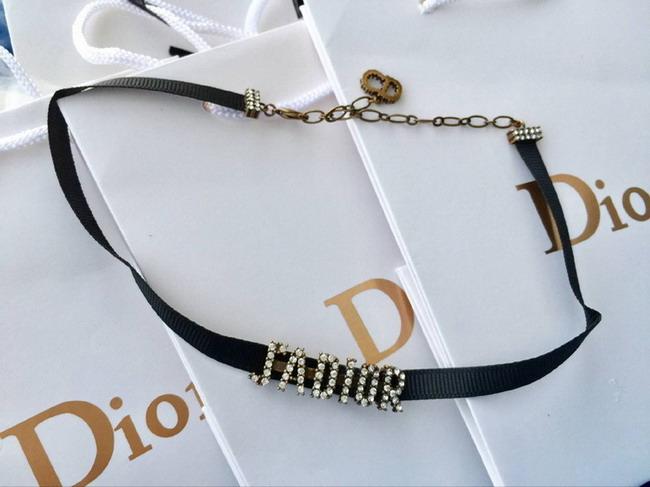Diorネックレス DRXL027
