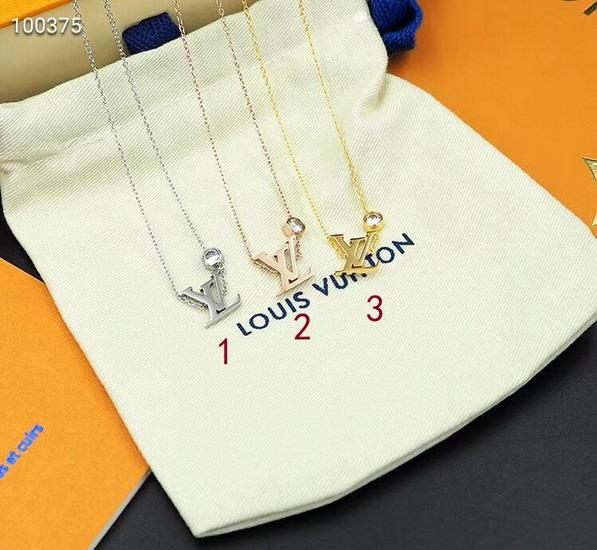 LousVuittonネックレスLVXL013
