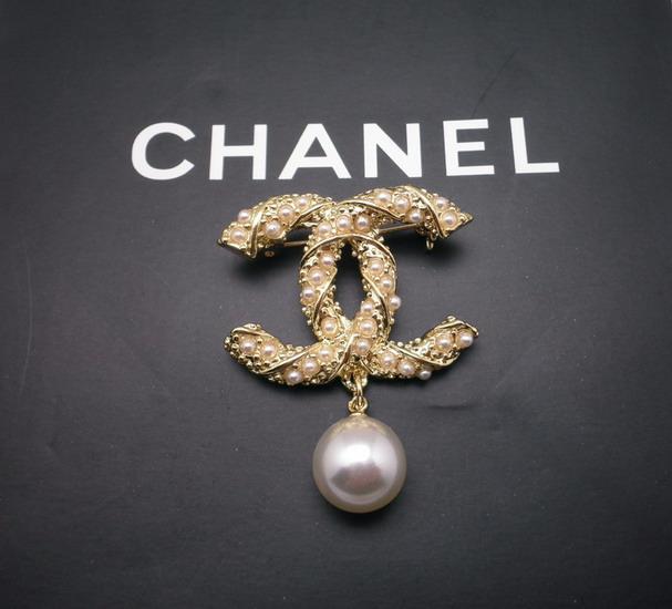 ChanelブローチCHXZ167