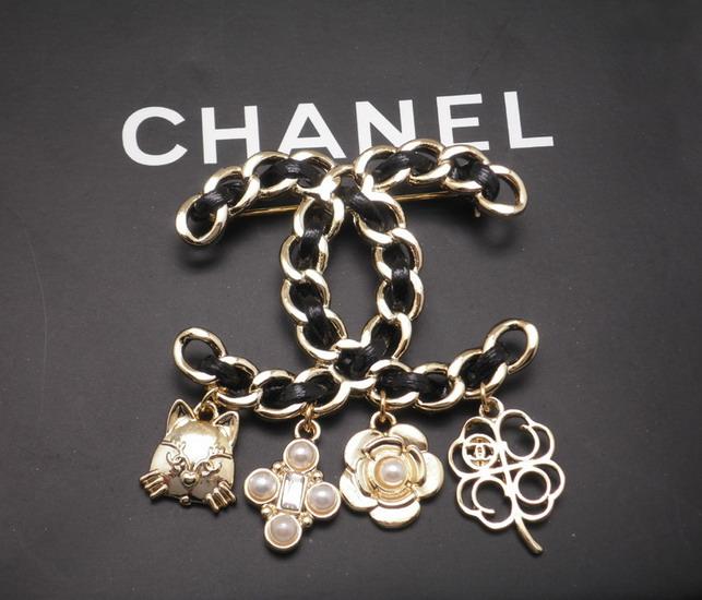 ChanelブローチCHXZ169