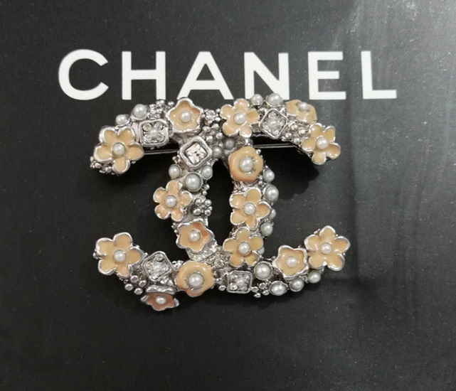 ChanelブローチCHXZ191