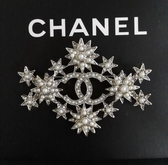 ChanelブローチCHXZ200