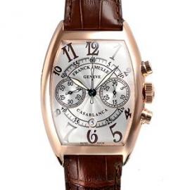 コピー腕時計 フランク・ミュラー トノウカーベックスカサブランカクロノ8880CCCDT CASA