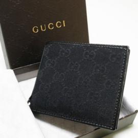 グッチコピー 二つ折り財布 GGキャンバス×カーフ 130929 F4F2N 1060
