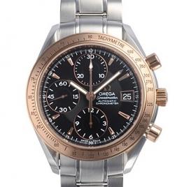 コピー腕時計 スピードマスター オートマチックデイト 323.21.40.40.01.001