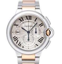 コピー腕時計 カルティエ バロンブルー クロノグラフBallon Bleu Chronograph Automatic W6920063