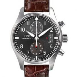 コピー腕時計 IWC パイロットウォッチ スピットファイア クロノグラフ IW387802