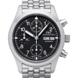 コピー腕時計 IWC メカニカルフリーガークロノグラフ IW370607