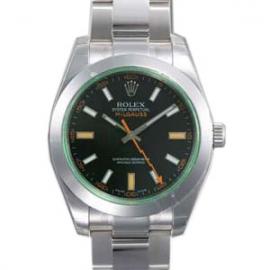 (ROLEX)ロレックスコピー 時計 オイスターパーペチュアル ミルガウス 116400GV