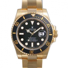 (ROLEX)ロレックス偽物 腕時計 偽物オイスターパーペチュアル サブマリーナデイト 116618LN