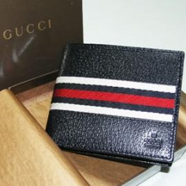 グッチコピー 二つ折り財布 ピグスキン/キャンバス 231845 B6920 4167