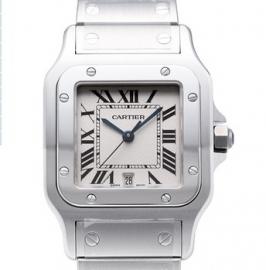 コピー腕時計 カルティエ サントス・ガルベLM Santos Galbee LM W20060D6