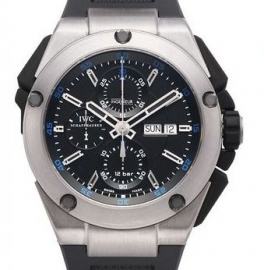 コピー腕時計 IWC インジュニア ダブル クロノグラフ IW376501