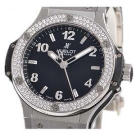 コピー腕時計 ウブロ ビッグバン スチール ダイヤモンド 361.SX.1270.SX.1104