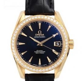 コピー腕時計 シーマスター コーアクシャル アクアテラ クロノメーター231.58.39.21.51.002