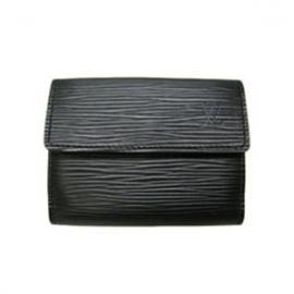 財布 コピー ルイヴィトンエピ財布小銭入れカードケースラドローノワール M63302