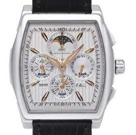 コピー腕時計 IWC ダ・ヴィンチ パーペチュアル カレンダー クルト・クラウス IW376204