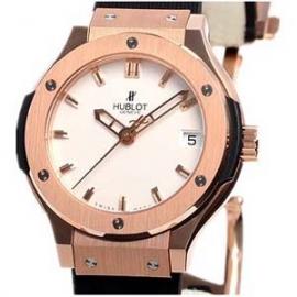 コピー腕時計 ウブロ N級品 クラシックフュージョン キングゴールドオバリン 581.OX.2610.RX