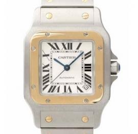 コピー腕時計 カルティエ サントスガルベ XL Santos Galbee XL W20099C4