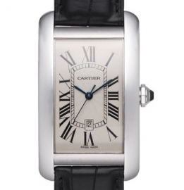 コピー腕時計 カルティエ タンクアメリカンLM / W2603256