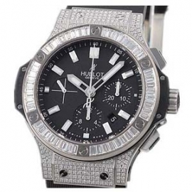 コピー腕時計 ウブロ 偽物時計 ビッグバン スチール バケット ダイヤモンド 301.SX.1170.RX.0904