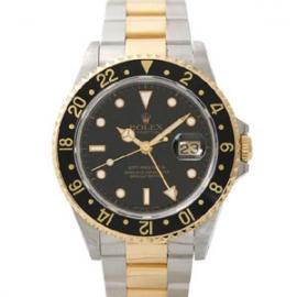 (ROLEX)ロレックスコピー 時計 GMTマスターII 16713